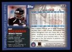 2000 Topps #13  Ray Buchanan  Back Thumbnail