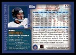 2000 Topps #172  Mark Brunell  Back Thumbnail