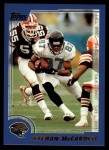 2000 Topps #199  Keenan McCardell  Front Thumbnail