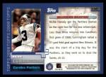 2000 Topps #336   -  Richie Cunningham Millennium Milestones Back Thumbnail