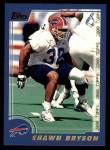 2000 Topps #234  Shawn Bryson  Front Thumbnail