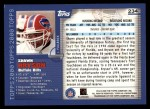2000 Topps #234  Shawn Bryson  Back Thumbnail
