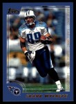 2000 Topps #243  Frank Wycheck  Front Thumbnail