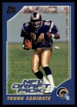 2000 Topps #392  Trung Canidate  Front Thumbnail