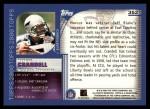 2000 Topps #352   -  Markus Crandell Eminant Prestige Back Thumbnail