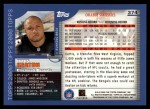 2000 Topps #374  Curtis Keaton  Back Thumbnail