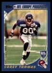 2000 Topps #343   -  Corey Thomas Eminant Prestige Front Thumbnail