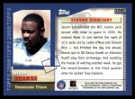 2000 Topps #326   -  Jevon Kearse  Highlights Back Thumbnail