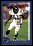 2000 Topps #304  Kevin Hardy  Front Thumbnail