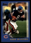 2000 Topps #307  Cade McNown  Front Thumbnail