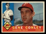 1960 Topps #293 COR Gene Conley  Front Thumbnail