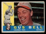 1960 Topps #235  Gus Bell  Front Thumbnail