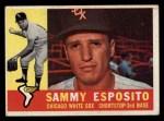 1960 Topps #31  Sammy Esposito  Front Thumbnail