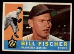 1960 Topps #76  Bill Fischer  Front Thumbnail