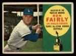 1960 Topps #321  Ron Fairly  Front Thumbnail