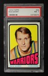 1972 Topps #44  Rick Barry   Front Thumbnail