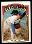1972 Topps #422  Ray Lamb  Front Thumbnail