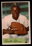 1954 Bowman #38 3B Minnie Minoso  Front Thumbnail