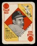 1951 Topps Blue Back #4  Del Ennis  Front Thumbnail
