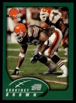 2002 Topps #57  Courtney Brown  Front Thumbnail