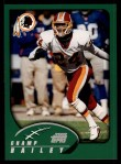 2002 Topps #139  Champ Bailey  Front Thumbnail