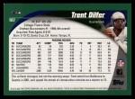 2002 Topps #187  Trent Dilfer  Back Thumbnail