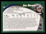 2002 Topps #108  Dan Morgan  Back Thumbnail