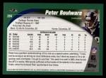 2002 Topps #284  Peter Boulware  Back Thumbnail