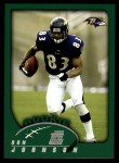 2002 Topps #374  Ron Johnson  Front Thumbnail