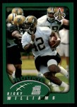 2002 Topps #351  Ricky Williams  Front Thumbnail