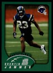 2002 Topps #312  Quentin Jammer  Front Thumbnail