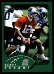2002 Topps #376  Randy Fasani  Front Thumbnail