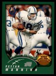 2002 Topps #292   -  Peyton Manning Weekly Wrap-Up Front Thumbnail