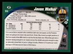 2002 Topps #356  Javon Walker  Back Thumbnail