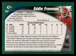 2002 Topps #332  Eddie Freeman  Back Thumbnail