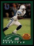 2002 Topps #305   -  Marvin Harrison Weekly Wrap-Up Front Thumbnail