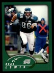 2002 Topps #290  Chad Lewis  Front Thumbnail
