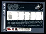 2003 Topps #138  Chad Lewis  Back Thumbnail