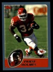 2003 Topps #50  Priest Holmes  Front Thumbnail