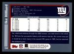 2003 Topps #194  Ike Hilliard  Back Thumbnail