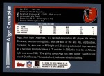 2003 Topps #28  Alge Crumpler  Back Thumbnail