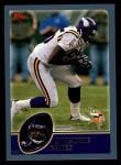 2003 Topps #137  D'Wayne Bates  Front Thumbnail
