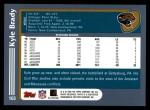 2003 Topps #103  Kyle Brady  Back Thumbnail