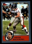 2003 Topps #64  Keith Brooking  Front Thumbnail