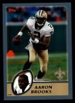 2003 Topps #145  Aaron Brooks  Front Thumbnail