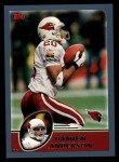 2003 Topps #45  Damien Anderson  Front Thumbnail