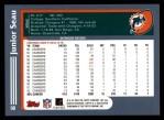 2003 Topps #98  Junior Seau  Back Thumbnail