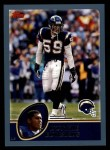 2003 Topps #37  Donnie Edwards  Front Thumbnail