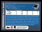 2003 Topps #272  Steve Smith  Back Thumbnail