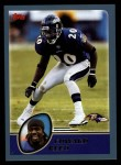 2003 Topps #279  Ed Reed  Front Thumbnail